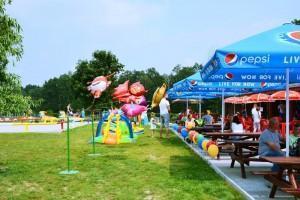 atrakcje w parku rozrywki Bryllandia