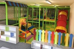 sala zabaw w parku rozrywki